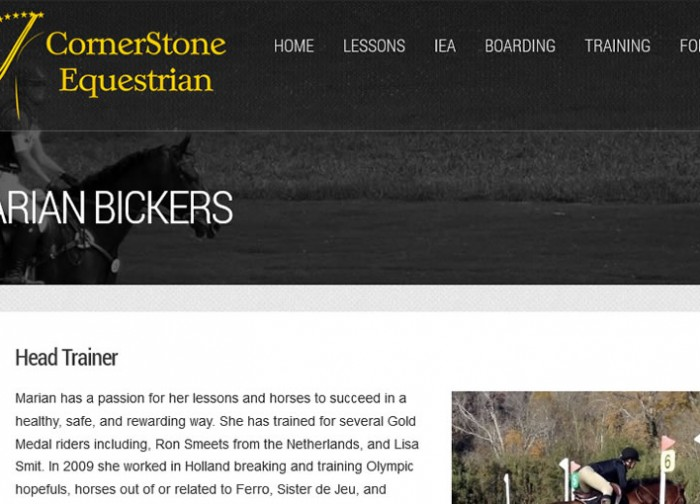 new-cornerstone-website