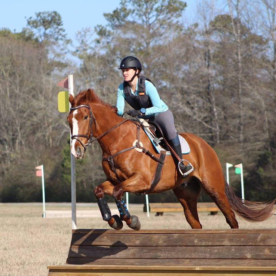 Cross Country Cornerstone Equestrian